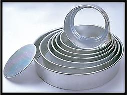 Round Cheesecake Pan with Loose Bottom, 3 deep - 12