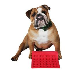 Pawsh Pet Products Silicone Mold For Dog Treats – Rubber B