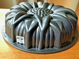 Nordic Ware Sunflower Cake Pan Mold