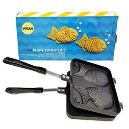 TAIYAKI Japanese fish-shaped cake maker